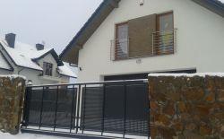 realizacje - bramy i ogrodzenia - 3