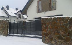 realizacje - bramy i ogrodzenia - 17