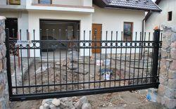 realizacje - bramy i ogrodzenia - 1
