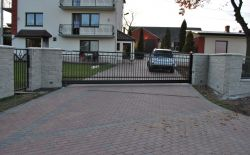 realizacje - bramy i ogrodzenia - 10