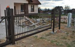 realizacje - bramy i ogrodzenia - 2