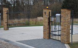 realizacje - bramy i ogrodzenia - 9