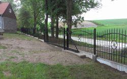 realizacje - bramy i ogrodzenia - 52