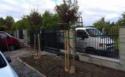 realizacje - bramy i ogrodzenia - 33