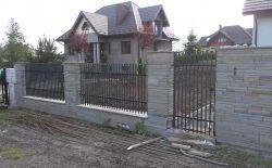 realizacje - bramy i ogrodzenia - 50