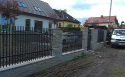 realizacje - bramy i ogrodzenia - 32