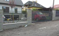 realizacje - bramy i ogrodzenia - 29