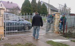 realizacje - bramy i ogrodzenia - 40