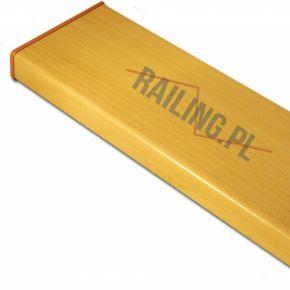 Parapety Railing komorowe PCV