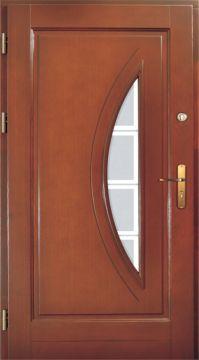 Drzwi Wiatrak Ramiakowo-Płycinowe