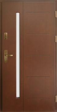 Drzwi Wiatrak Płytowe ZP